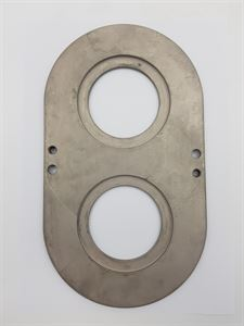 PL300 Gearbox Side Protection Plate