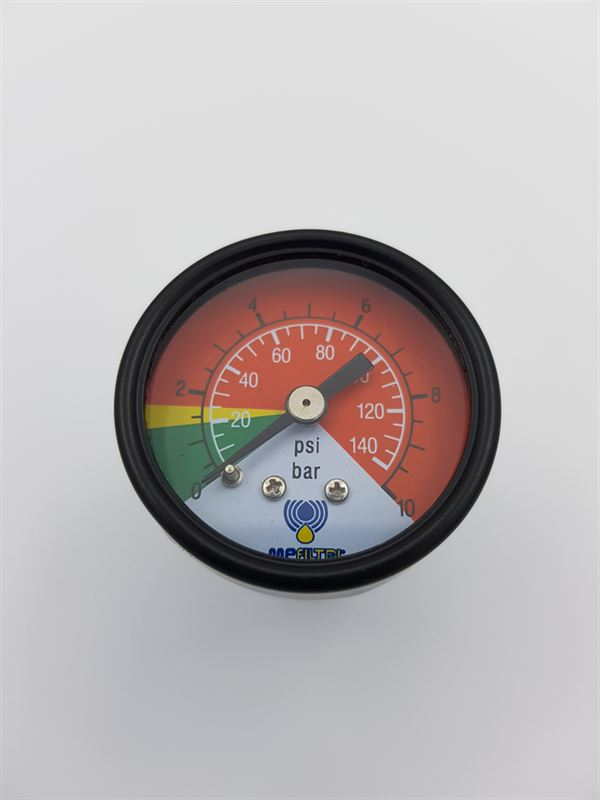 Filter Restriction Indicator