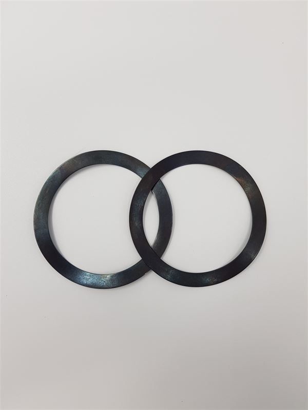 pm100 rotor bearing spring rings
